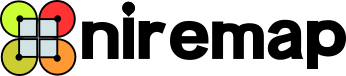 Logo de Niremap con texto