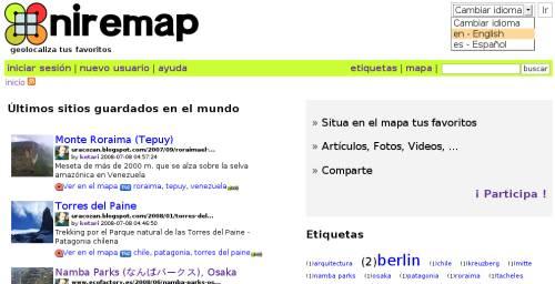 Niremap Multilingue