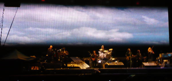 Bruce & the E Street band