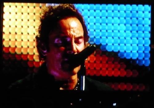 Bruce al piano