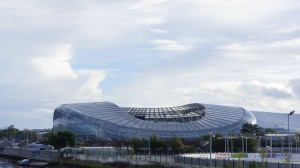 New Lansdowne Road Stadium (Aviva)