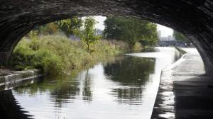 Puente sobre el Royal canal