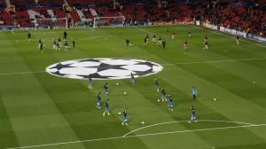 Old Trafford de Champions